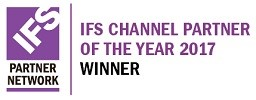 Winner - IFS Channel partner of the year 2017