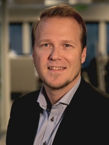Petter Larsson Vice President and Product Manager Novacura AB