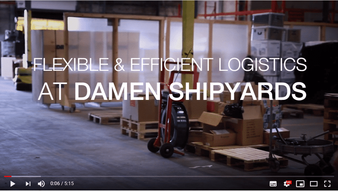 Damen Shipyards Success story