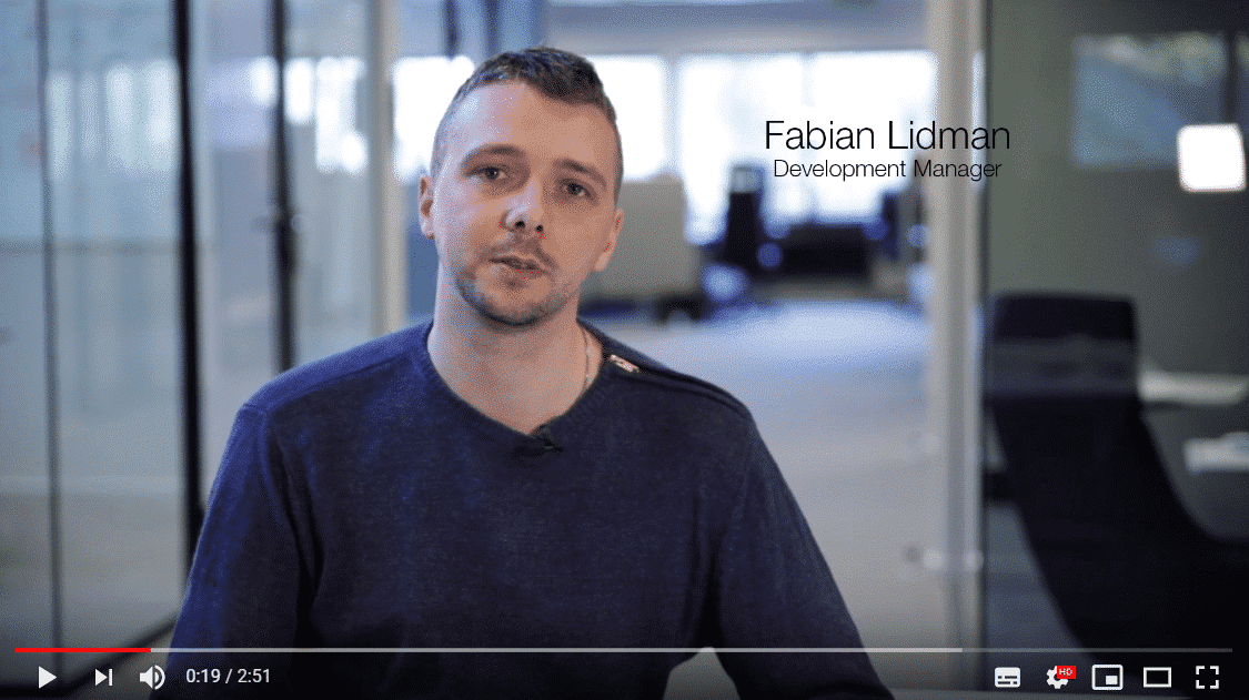 Intro video Flow 6 with Fabian Lidman